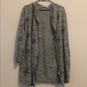 H&M Hooded Cardigan Girls 12/14Y